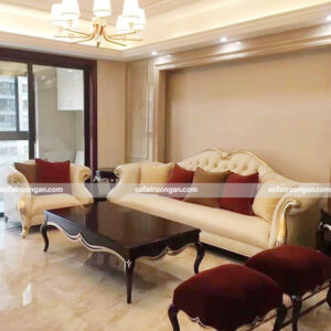 Sofa cổ điển TA01