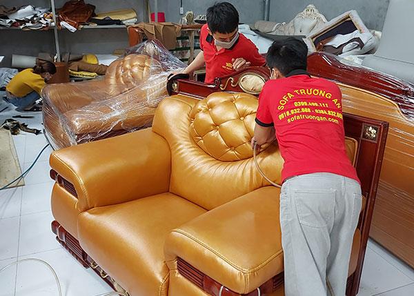 giới thiệu sofa trường an