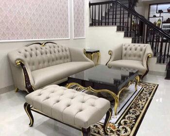 Nét đặc trưng của sofa tân cổ điển Hải Phòng