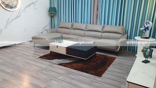sản phẩm sofa của trường an