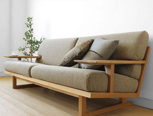 Sofa gỗ tại Hải Phòng