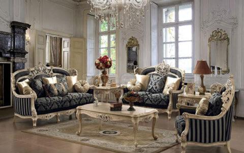 mẫu ghế sofa cổ điển siêu nổi bật